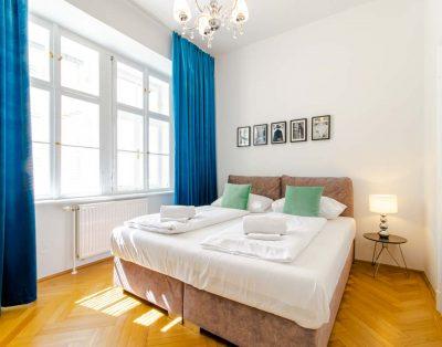 Residence Graben near Vienna's Golden Quarter