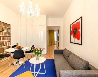 Chic apartment near Schloss Belvedere