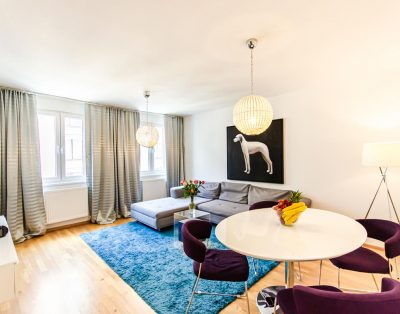 Stylish apartment near Augarten and U4 metro station
