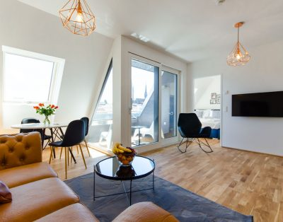 Dreamlike apartment in a perfect location
