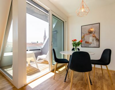 Lightful Apartment at Radetzkyplatz near Wien Mitte