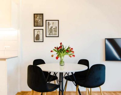 Apartment in Vienna – a pure oasis of well-being