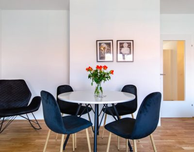 Accommodation in Vienna with hand-picked furniture and top location